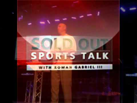 Roman Gabriel III interview Sportscaster Fred Hickman on Sold Out