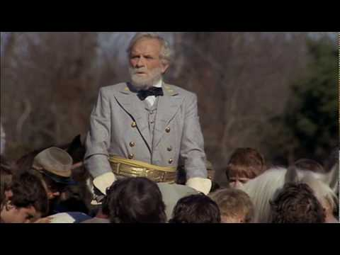 General Robert E. Lee and His Men (Goodbye)