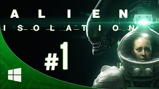 Alien Isolation - ITA Walkthrough - Parte 1 [1080p PC ULTRA Settings]