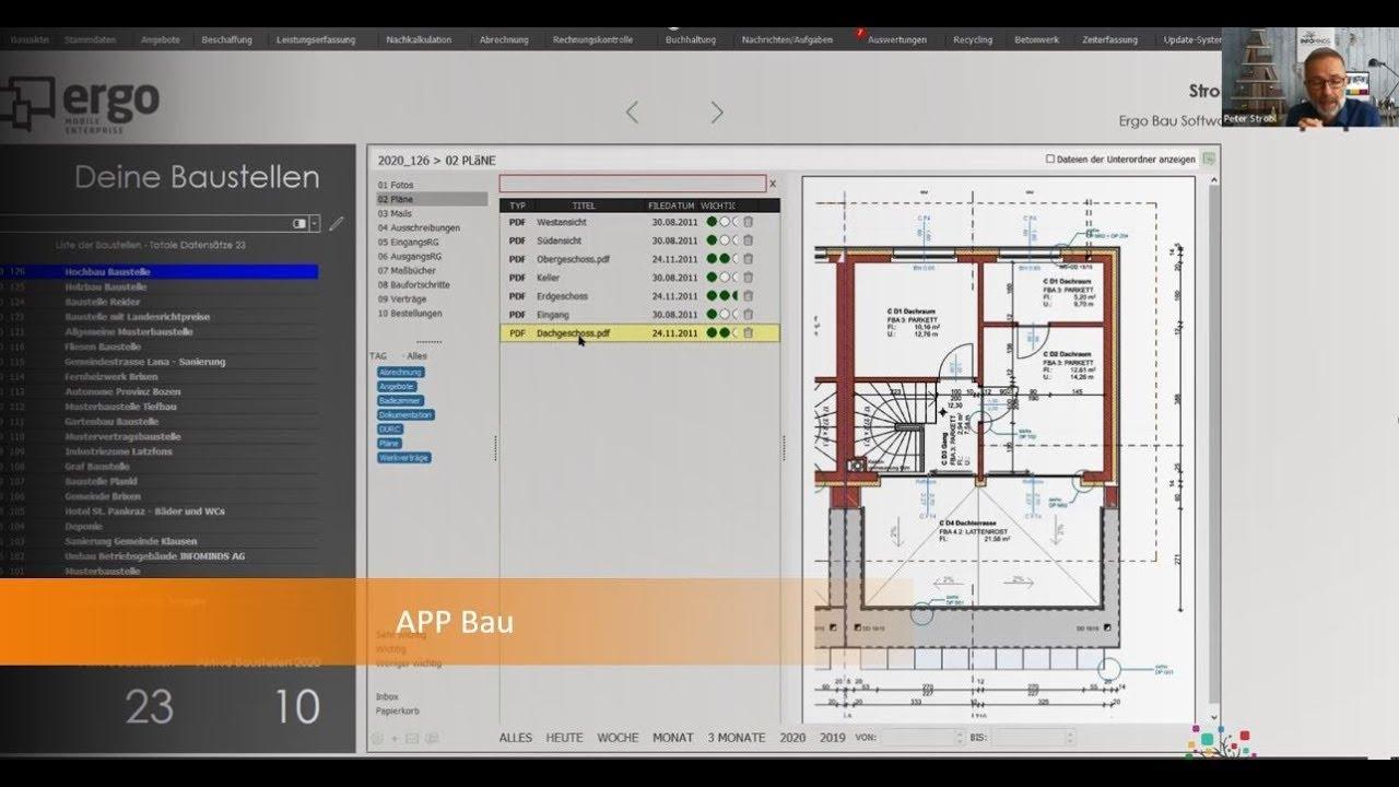 Webinar: Digitalisierung im Bauwesen