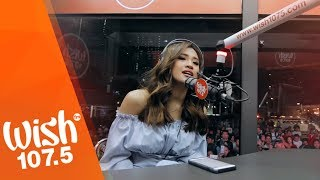 Julie Anne San Jose sings