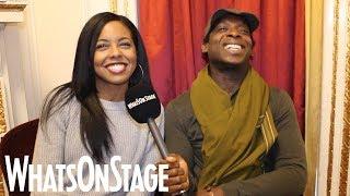 Tina Turner Musical | Adrienne Warren and Kobna Holdbrook Smith interview