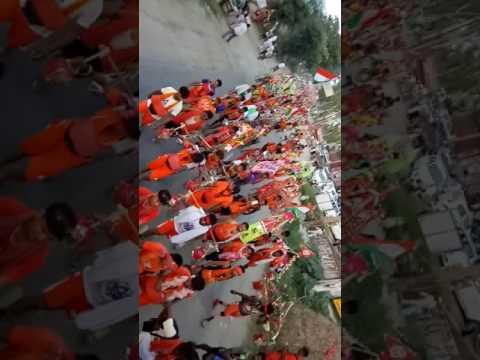 Haridwar se Meerut Jai Bhole Nath Yatra