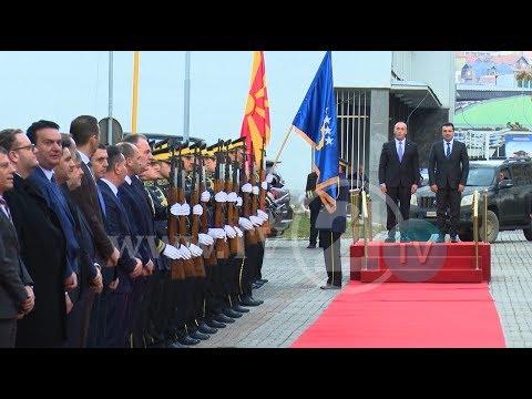 """ZORAN ZAEV NË KOSOVË, """"KUMANOVA ÇËSHTJE E NDJESHME, DO TË KETË HETIM NDËRKOMBËTAR"""""""