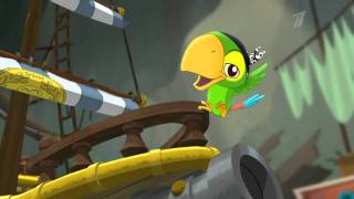 Jake and the Never Land Pirates Russian intro/theme song