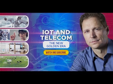 IoT and Telecom: The New Golden Era