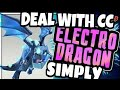 Best Way To Kill Electro Dragon(Clan Castle Troops) simply