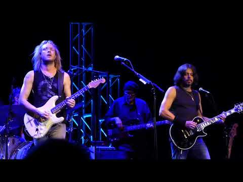 Kenny Wayne Shepherd Band - Nothing But The Night - 8/16/17 MPAC - Morristown, NJ