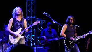 Kenny Wayne Shepherd Band Nothing But The Night 8 16 17 Mpac Morristown Nj