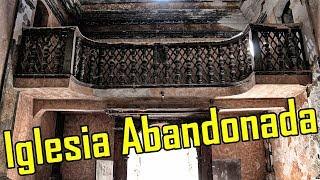 Iglesia Abandonada | Lugares Abandonados © Olvidado y decadente (Pablo RS)