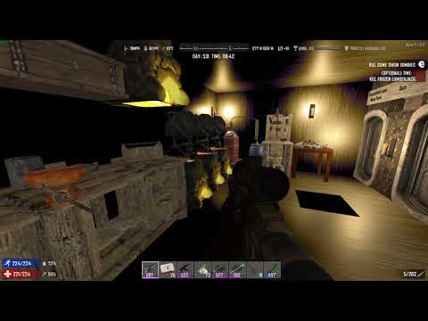 7 Days To Die Unraidable PVP Base