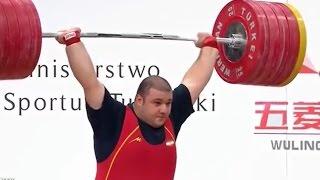 2013 World Weightlifting Championships, Men +105 kg \ Тяжелая Атлетика. Чемпионат мира