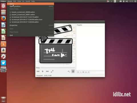11-Music and Videos - Ubuntu 14.04 Tutorial