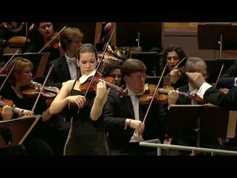 Hilary Hahn plays Korngold Violin Concerto mov.2