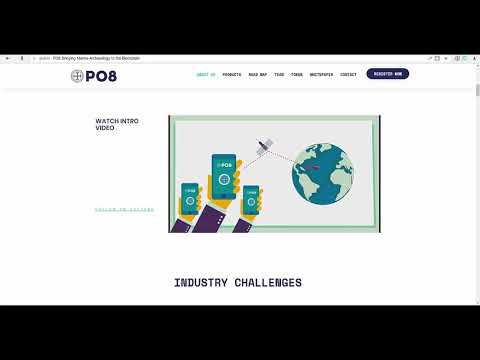 [ICO] PO8 - Bringing Marine Archaeology to the Blockchain