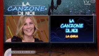 """""""La Canzone Di Noi - La Gara"""" - I Tre Cori Dell'ottava Serata - 9 Maggio 2014"""