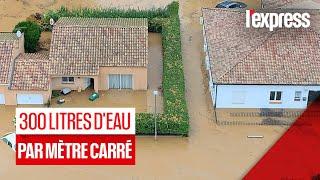 Intempérie à Béziers : plus de 1000 personnes évacuées