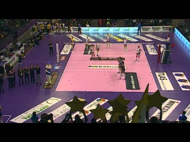 Imoco Volley Conegliano. Video stagione 2014/15