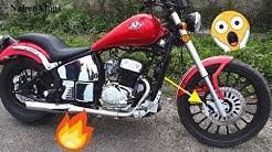 🏍️150CC Most PowerFul Cruiser Bike 🔥 Regal Raptor Daytona,,
