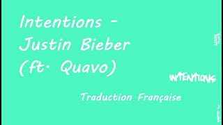 Download Lagu Justin Bieber - Intentions ft Quavo Traduction Francaise MP3