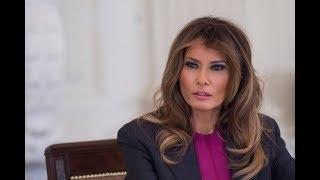 """""""Пластика и первый мужчина"""": Пикантные моменты в жизни Мелании Трамп"""