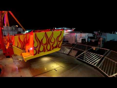 [4K] Downdraft Florida State Fair Tampa FL