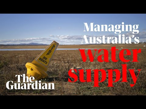 Desalination, Dams And The Big Dry: The Challenges Of Managing Australia's Water Supply