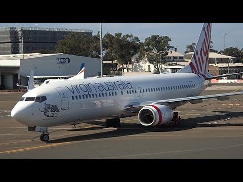 Flight Review Virgin Australia Sydney to Gold Coast B737-800