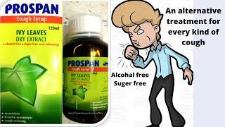 Prospan syrup / Prospan cough syrup / prospan syrup uses in urdu