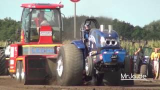Super Stock Zapo crash Tractor Pulling Edewecht 2013 by MrJo