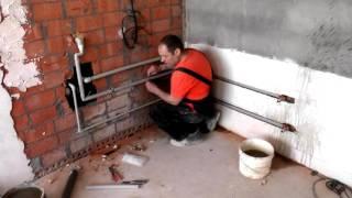 видео Сантехнические работы. Ремонт водопровода и канализации