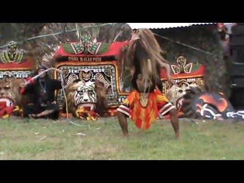 Kesenian Indonesia - Jaranan Ganongan