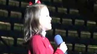 U.S. National Anthem (Star Spangled Banner) by Jaycie