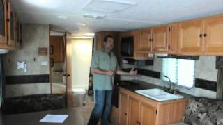 2008 Keystone Passport 280BH Bunk House Travel Trailer