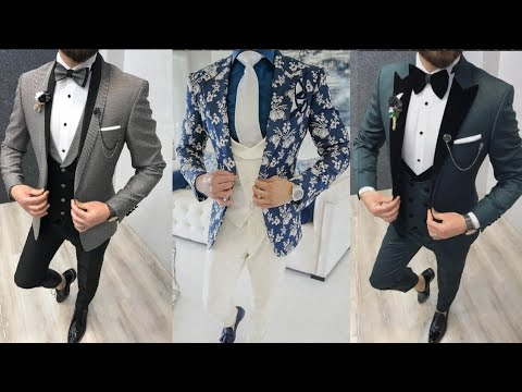Latest Men S Fashion Upgrade 2020 Designer Suit Style 2020 Men S Suit Youtube
