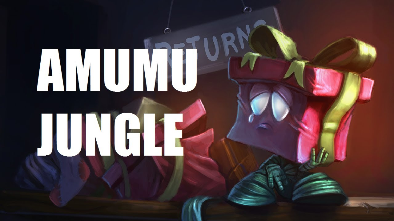 league of legends regifted ap amumu jungle full ga