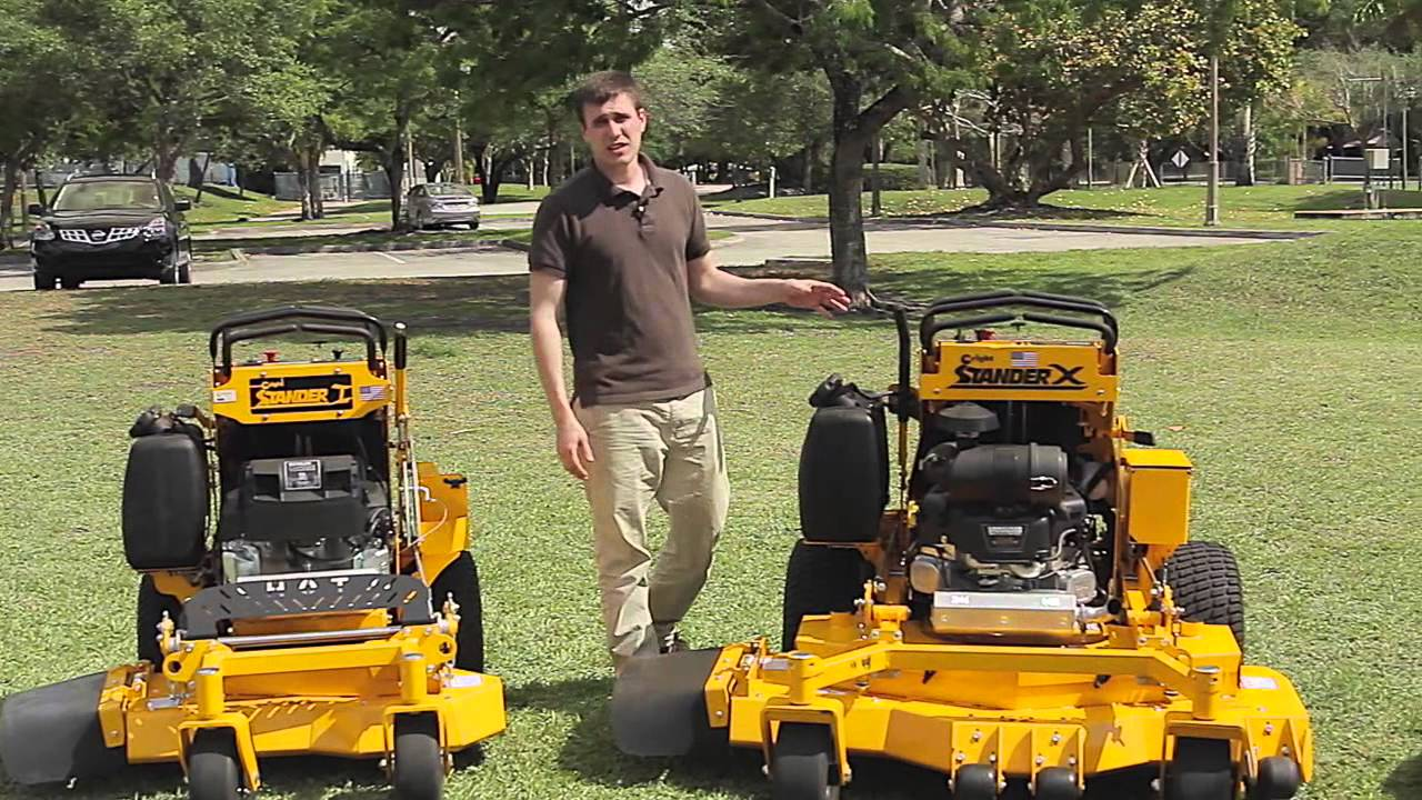 Wright Mowers: Choosing the Best Wright Mower for You - YouTube