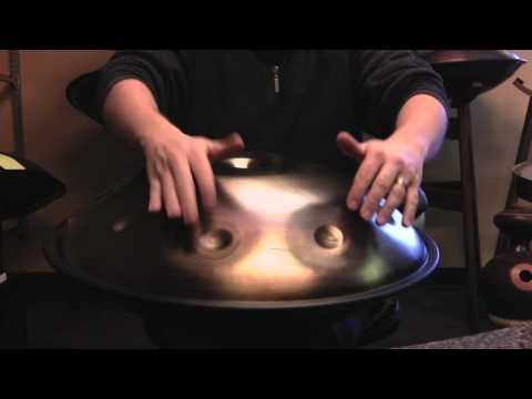 "Pantheon Steel Halo Genesis, Hijaz Tuning ""Neutro"" (2013)"