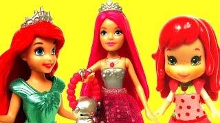 Barbie, Prenses Azra Pazar Alışverişinde!