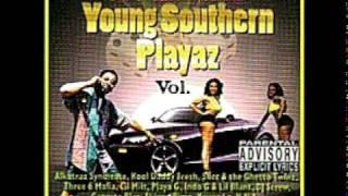 Blame it on da Funk ft. Indo G & Lil Blunt - YSP Remix