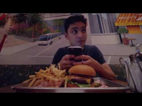 Ziggy's Halal Burger in San Francisco (Travel Vlog) | AziirisJournal Ep: 56
