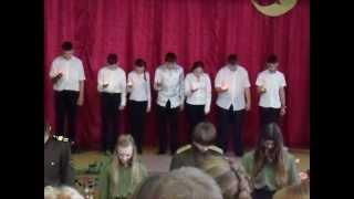 видео Сценарий театрализованного концерта: примеры