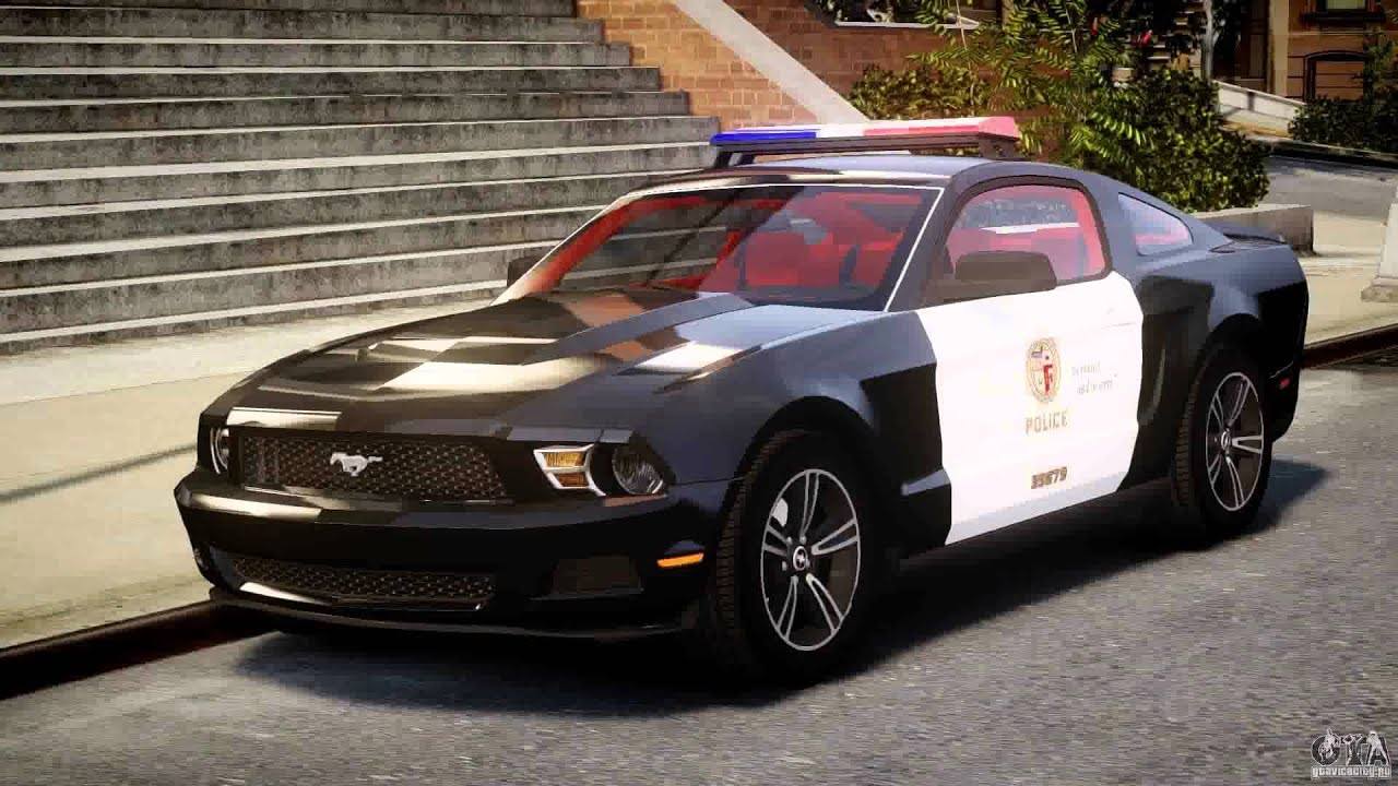 2010 ford mustang police car youtube. Black Bedroom Furniture Sets. Home Design Ideas
