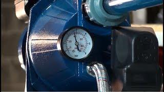Обзор насосной станции AquamotoR APS ARJET 100-24