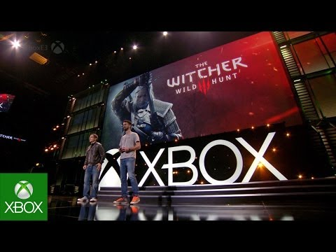 Xbox E3 2014 Media Briefing: The Witcher III: Wild Hunt