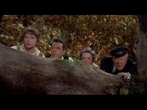 Hitchcock: Bajok Harryvel (1955) - teljes film magyarul