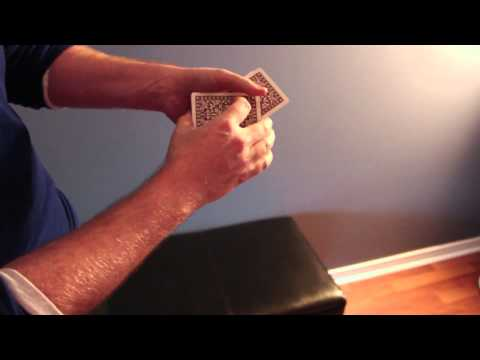 Rising: The Best Four Ace Trick - Ambitious Card by Aaron Fisher