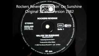 Rockers Revenge - Walkin