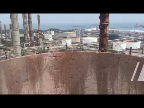 Safe, Innovative and Efficient Ultra High Pressure Hydroblasting