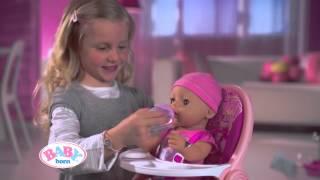 Smyths Toys - BABY born Interactive Doll
